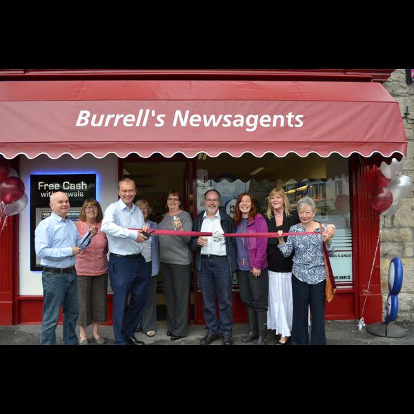 Burrell's Newsagents