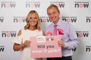 Tim - wear it pink