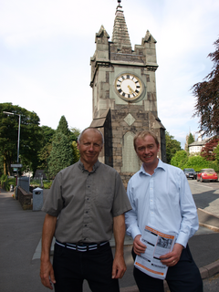 The Liberal Democrats have selected local resident and Windermere Town Councillor Colin Jones to fight the Windermere Bowness North ward in the South Lakeland District Council by-election on 29th August.