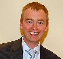 Tim Farron - Liberal Democrat leader.