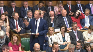 Tim Farron Parliament Speech DEFRA