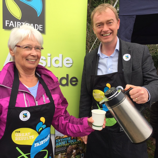 Arnside Fairtrade campaign