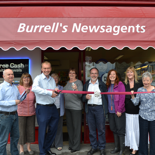 Burrell's Newsagents