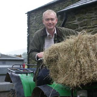 Tim Farron farming