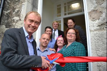 Opening residential home in Grange