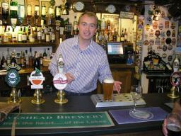 South Lakes MP Tim Farron is supporting the British Pub Week