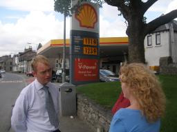 Tim Farron calls for South Lakes to be pilot area for fuel duty rebate
