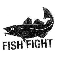 (Fish fight photo)