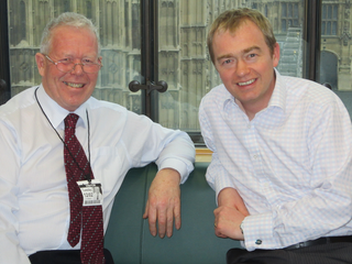 Tim Farron, this afternoon met with the Chair of Natural England, Poul Christensen, to ask Natural England to help tackle the ongoing flooding issues experienced by residents and farmers across the South Lakes following several years of poor weather.