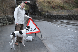 MP Tim Farron has hailed a 'major step forward' in the campaign to deal with the long running flooding issues by the railway bridge at Parkside Road. Tim has praised local campaigner Chris Hogg for leading the community campaign to fix the flooding