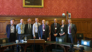 Cumbrian MPs including South lakes MP Tim Farron yesterday met with Cumbrian Housing association chiefs to put their heads together to tackle the housing crisis.