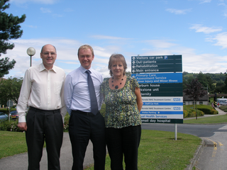 South Lakes MP Tim Farron has thanked local residents for their 'overwhelming' support for his campaign to save our hospital.