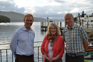 The Liberal Democrats have selected local residents Colin Jones and Dyan Jones to fight the Windermere By-Elections on 2nd October.