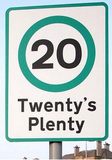 South Lakes MP Tim Farron has backed the '20's Plenty for Kendal' campaign, an initiative to pressure local authorities into designating major areas of the town as 20 mile per hour zones.